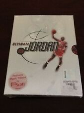 Ultimate Jordan (DVD, 2001, 2-Disc Set) Michael Chicago Bulls