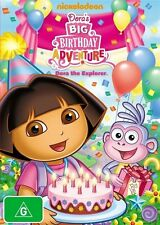Dora the Explorer: Dora's Big Birthday Adventure DVD NEW