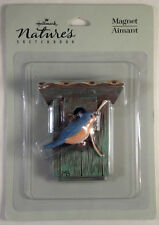 Hallmark Nature's Sketchbook Magnet Marjolein Bastin /Collectors Free Shipping