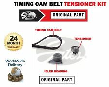 FOR VOLVO C70 2.0 2.3 2.4 T5 1998-2005 NEW GATES TIMING CAM BELT TENSIONER KIT