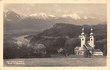 B70056 Maria Rain Blick ins Rosental austria