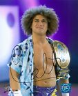 CARLITO WWE SIGNED AUTOGRAPH 8X10 PHOTO W/ PROOF