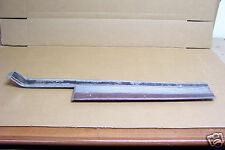 1964 1/2 1965 1966 Ford Mustang Long Top Chrome Console Trim w/o A/C