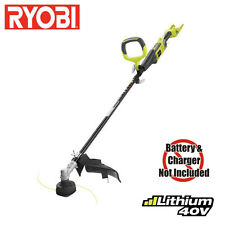 Ryobi RY40202 40-Volt X Lithium-Ion Cordless Attachment Capable String Trimmer