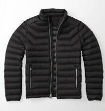 Abercrombie and Fitch Lightweight Down Black Puffer Jacket £120 - Medium