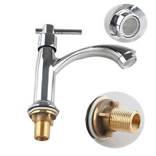 For Chrome Plated Water Tap Basin Kitchen/Bath Wash Basin Faucets