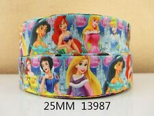 "Disney Princess Ribbon 1"" wide 1m is only £0.99  NEW"