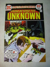 FROM BEYOND THE UNKNOWN #24 COVER ART original approval cover proof MONSTER ART