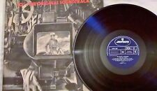 10CC The Original Sountrack Vinyl LP Record 33RPM Mercury Records 1975 9102 500