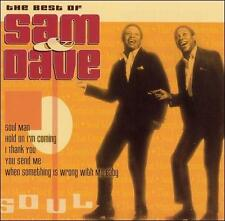The Best Of Sam & Dave (Laserlight) - Sam & Dave (CD)