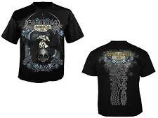 EQUILIBRIUM - Erdentempel Tour - T-Shirt - Größe Size XL - Neu