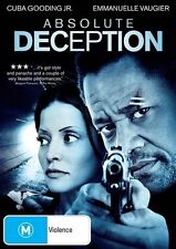 Absolute Deception (DVD, 2013)