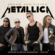 METALLICA New Sealed 2017 COMPLETE HISTORY & BIOGRAPHY DVD & CD SET