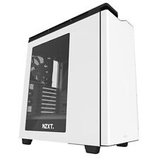 NZXT H440 White / Black Mid Tower Case - CA-H442W-W1