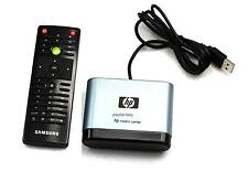 NEW Genuine HP USB Microsoft MCE Media center IR SAMSUNG Remote Control RC6 Kit