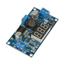 LM2596 DC-DC Buck Step Down Converter Module Voltage Regulator + Led Voltmeter