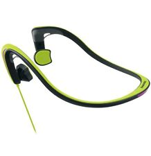 Panasonic Open Ear Bone Conduction Headphones (Green/Black) - HGS10