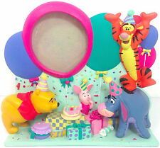 Winnie the Pooh Picture Frame Birthday Party 3D