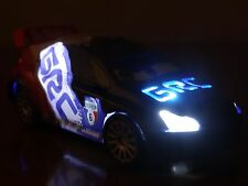 Exclusive Loose NEW Disney Cars NEON LIGHT UP Raoul Caroule DieCast 1:43