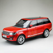 1:18 Land Rover Range Rover Diecast Car Suv Model Welly GTAUTOS GTA 11006 Red