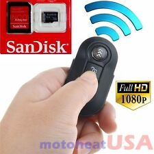 8GB HD 1080p Spy Car Keychain Cam Camera DVR IR Nigth Vision Motion Detection