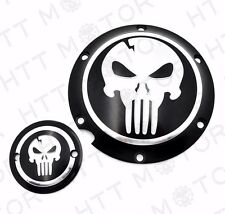 Derby Timing Timer Cover For Harley Davidson Sportster XL XR 883 1200 Iron 48 72