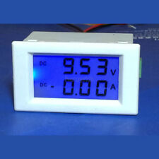 DC 200V/10A Voltmeter Ammeter LCD Digital Amp Volt meter IN Shunt 12V/24V CAR