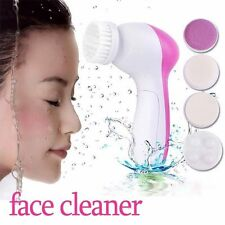 5 in 1 Electric Face Blackhead Cleanser Pore Cleaner Facial Zit Acne Machine B_S