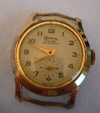 Vintage Genova De Luxe AntiMagnetic Swiss Made Watch