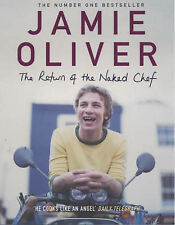 The Return of the Naked Chef, Jamie Oliver