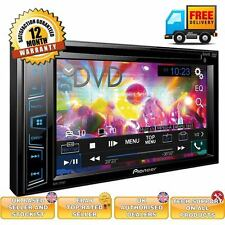 Pioneer AVH-270BT Double din car stereo bluetooth handsfree car kit USB iPhone
