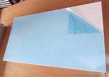 8' x 4' Sheet High Gloss Light Cream  Laminate -Better than Formica