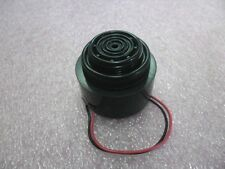 HPA43AX-1 PULSE TONE 30mm ROUND BUZZER 12VDC - 24VDC (6-28V) 1900hz >100db wires