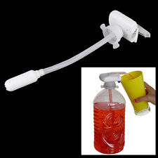 Magic Electric Automatic Tap Juice Water Drink Beverage Dispenser Spillproof #4