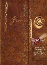El Secreto : El Libro de la Gratitud (2008, Hardcover)