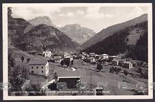 BELLUNO ROCCA PIETORE 09 MONTE CERNERA - CORVO ALTO Cartolina FOTOG. viagg. 1935