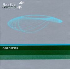 New Forms Roni Size & Reprazent MUSIC CD