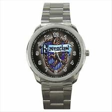 Harry Potter Ravenclaw Quality Sport Metal Wrist Watch Gift