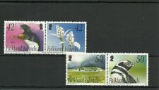 FALKLAND ISLANDS SG993A-996-SEA LION ISLAND-MNH