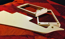 CreamTone Vintage Spec Pickguard and Modern Rings Fits Gibson USA Les Paul NOS