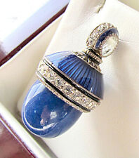 SALE ! GORGEOUS PENDANT HANDMADE OF SOLID STERLING SILVER 925 with GENUINE LAPIS