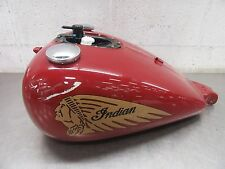 EB339 2014 14 INDIAN CHIEF CHIEFTAIN FUEL GAS TANK