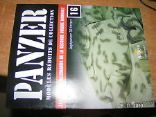 Fascicule PANZER n°16 Prendre Stalingrad Jagdpanzer 38 Hetzer16.Panzer Division
