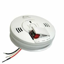 Kidde KN-COPE-I  AC Wire-in Combo CO/Photo Smoke Alarm (21007624) , New, Free Sh