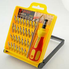 Jackly 32 in 1 Professional Hardware Tools Kit - Combination Screwdriver Set