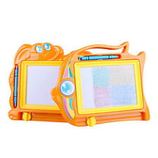 Magnetic Drawing Board Sketch Pad Doodle Writing Craft Art for Children Kids MO