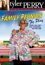 MADEA'S FAMILY REUNION THE PLAY New DVD Tyler Perry
