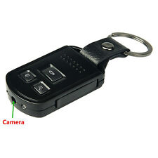Mini HD 1080P 8Pin USB Spy Metal Body Car Key Remote DVR Night Vision Camera