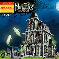Casa dei Fantasmi Monster Warrior Building Toy Blocks 2141 Pcs DHL
