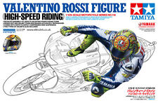 Tamiya 1/12 Valentino Rossi Figure - model kit # 14118